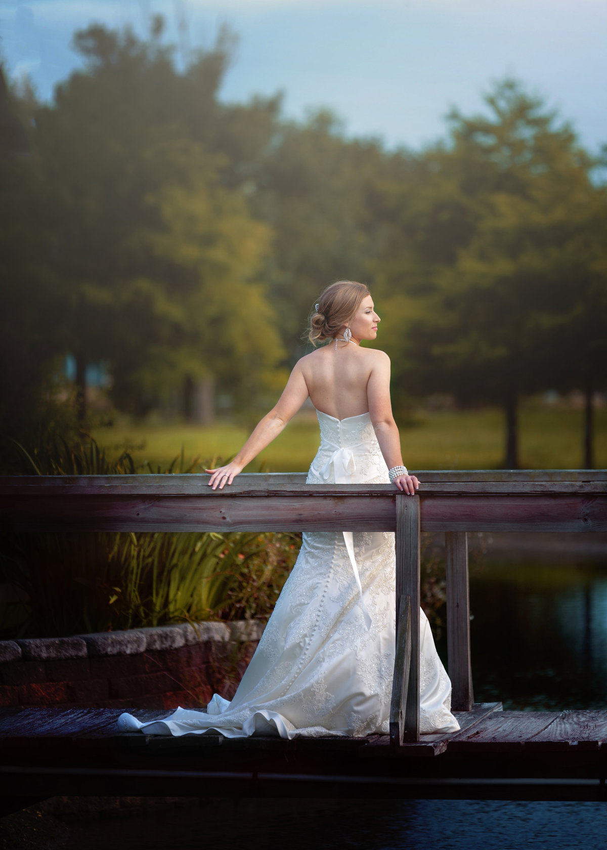 Photographer Lake Charles Wedding