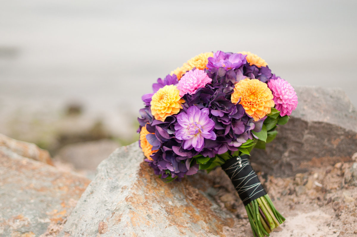colorful bridal bouquet, san diego wedding photographer, coronado wedding photographer, wedding photographer in coronado, san diego travel