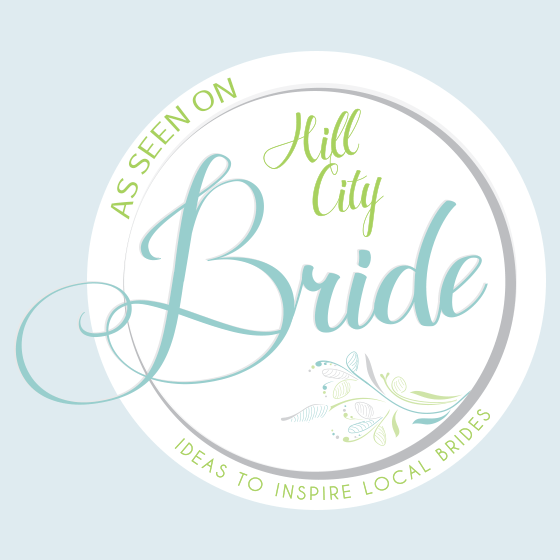 Hill City Bride Badge
