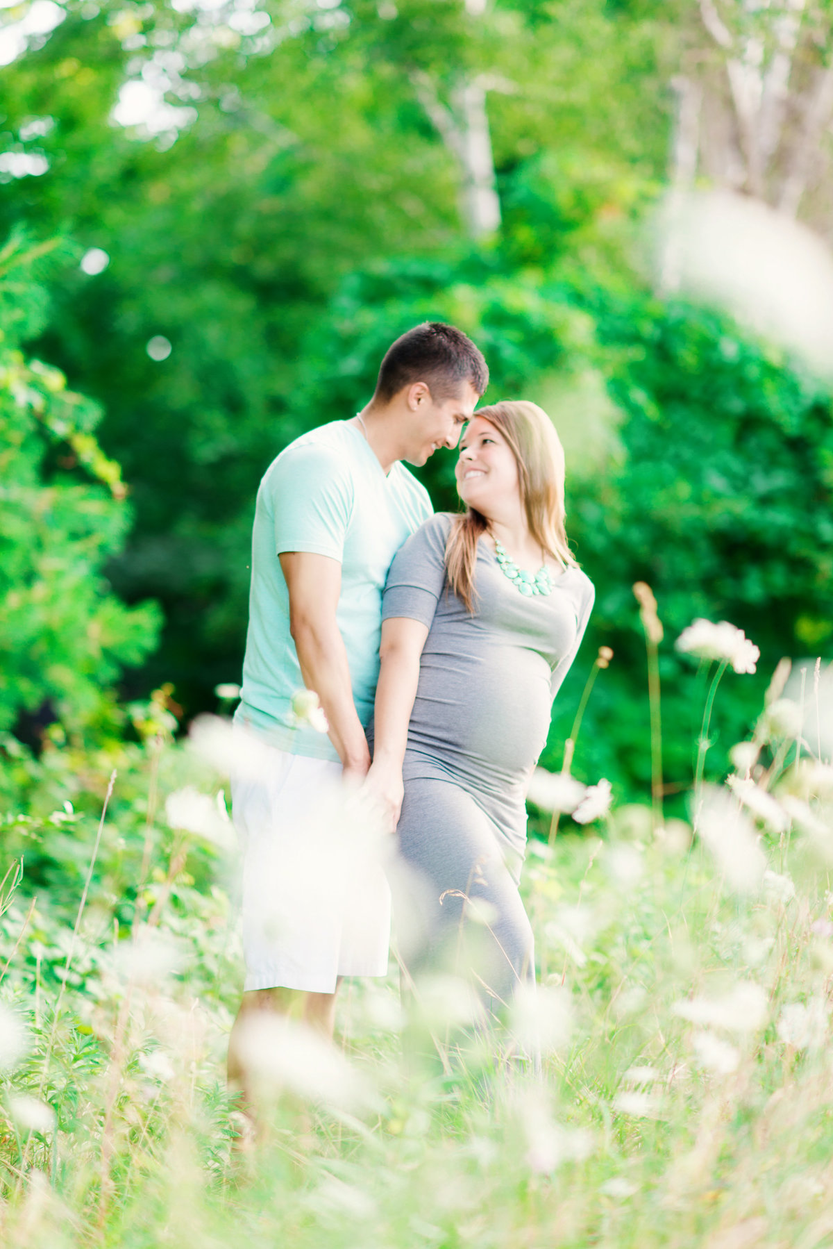 glen arbor michigan maternity portrait photographers