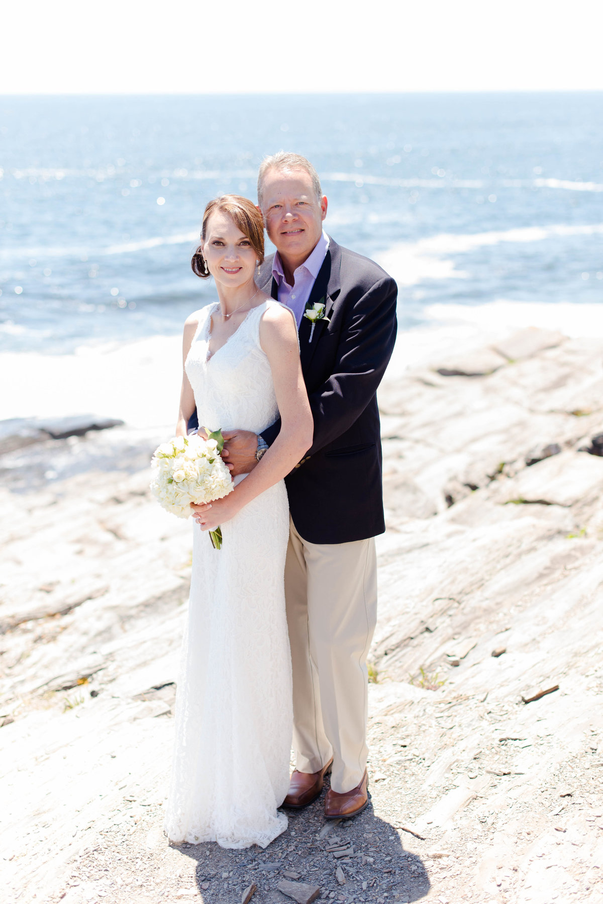 coastal maine wedding photography