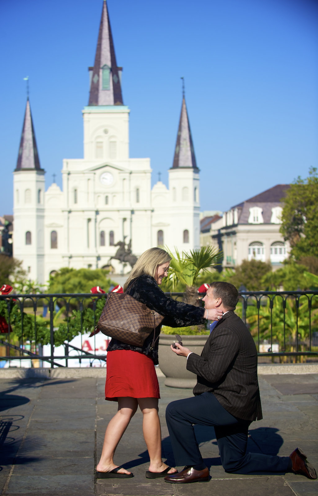 Marc Pagani Photography New Orleans engagement portraits   236