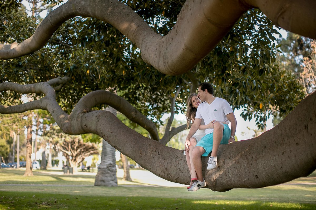 Santa Barbara Engagement Photos