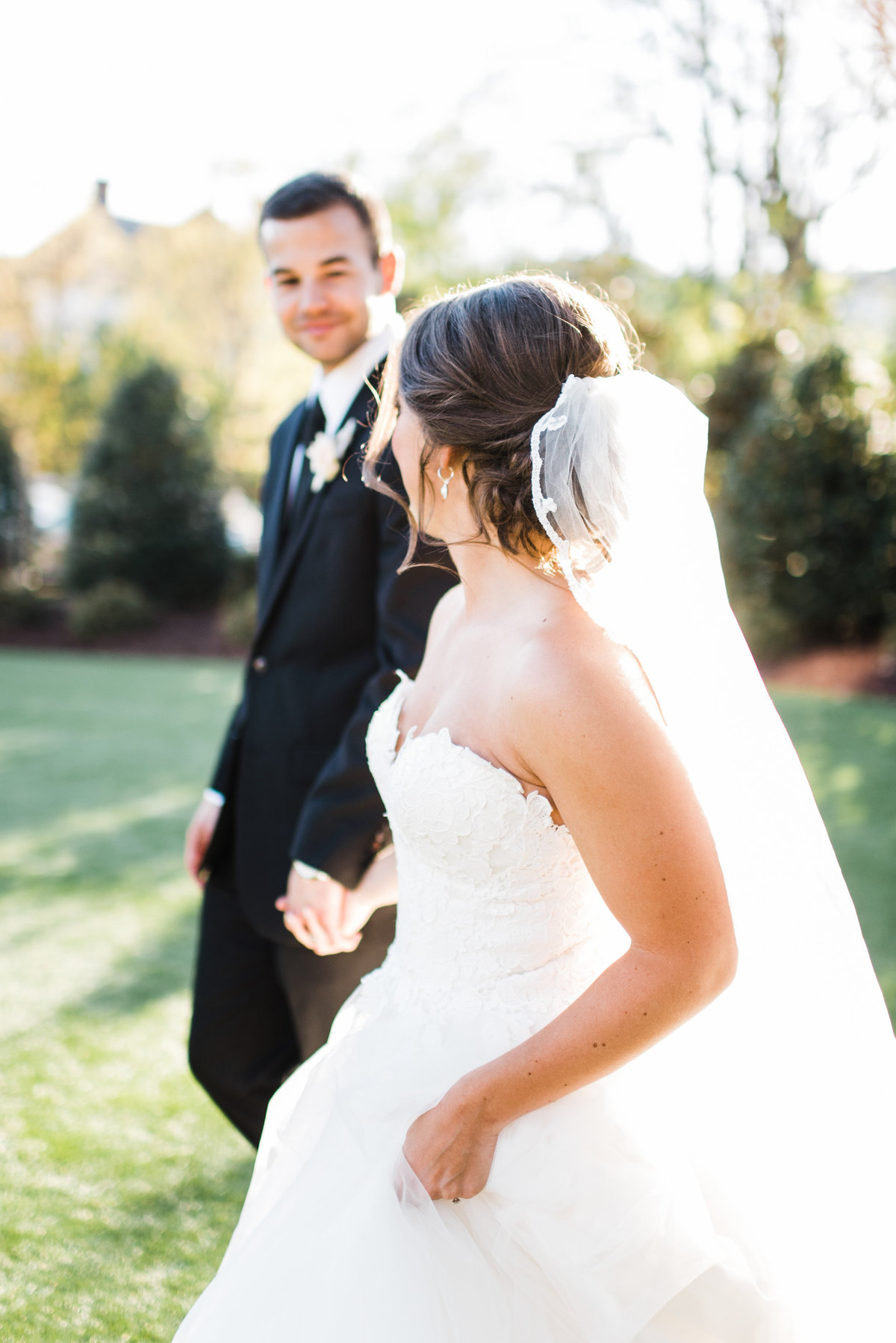 charlottesville va fine art portrait wedding photo