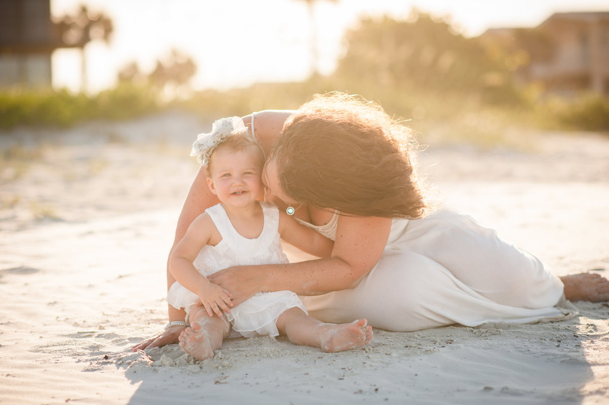 New Smyrna Beach family lifestyle photographer