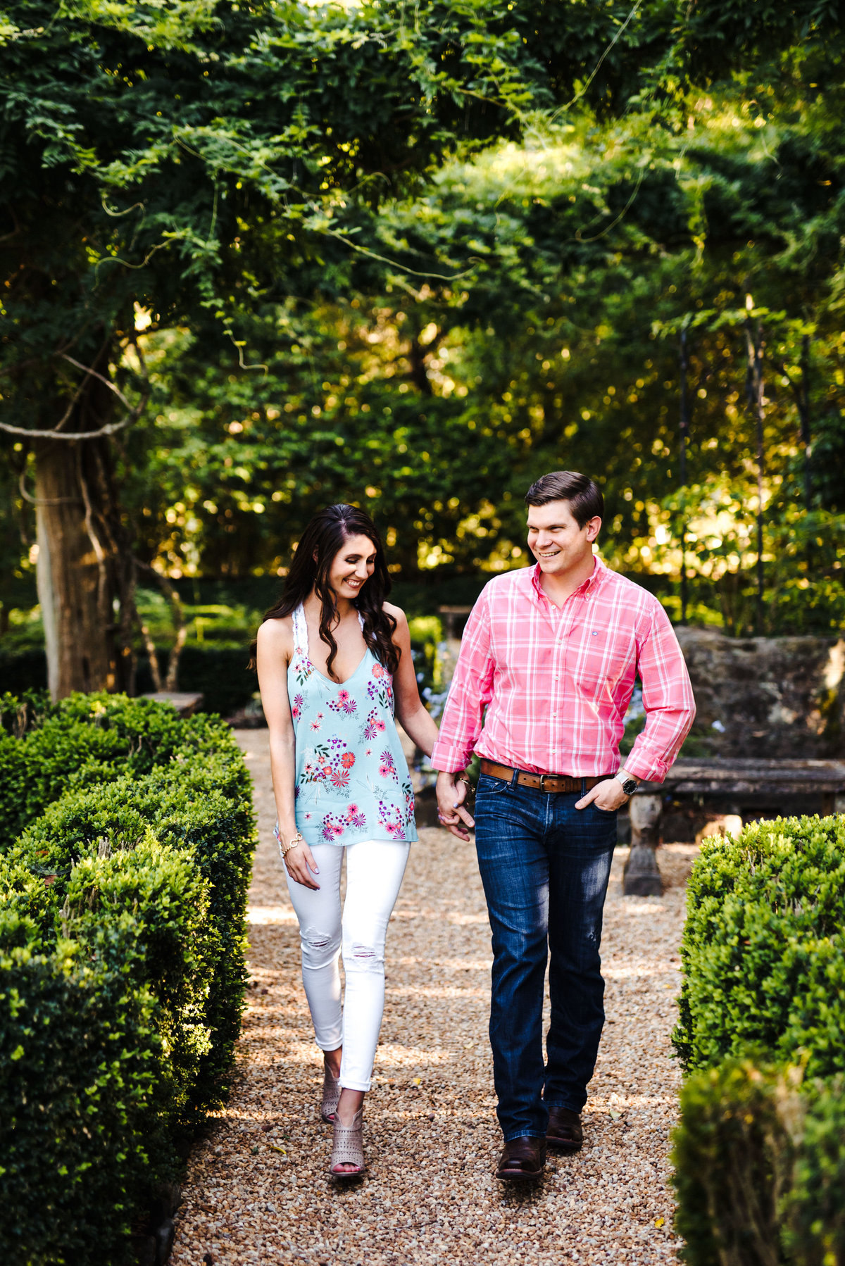 Hills and Dales Estate Engagement Session - 8