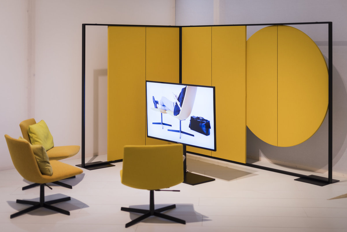 arper office interior furniture