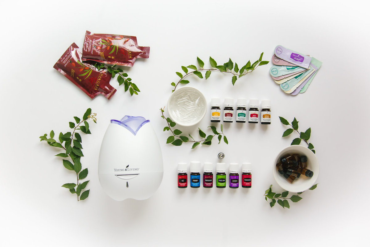 premium starter kit contents young living essential oils