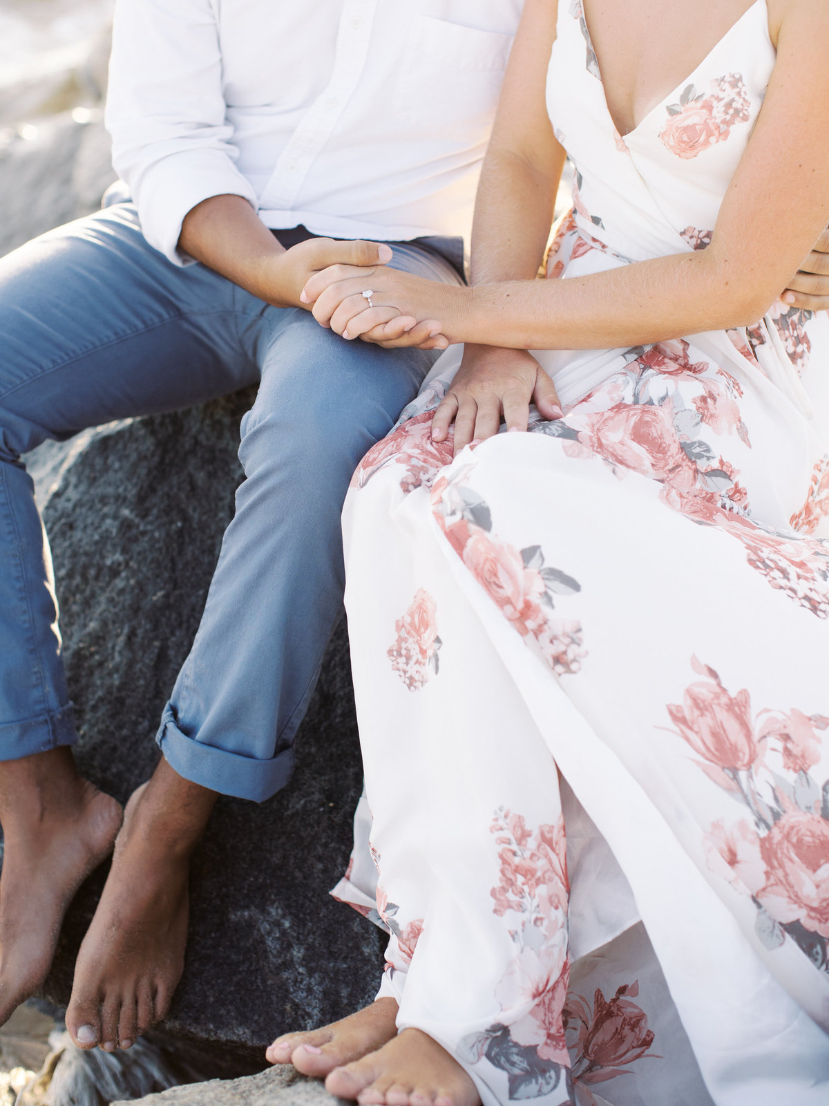 cape henlopen engagement session-7