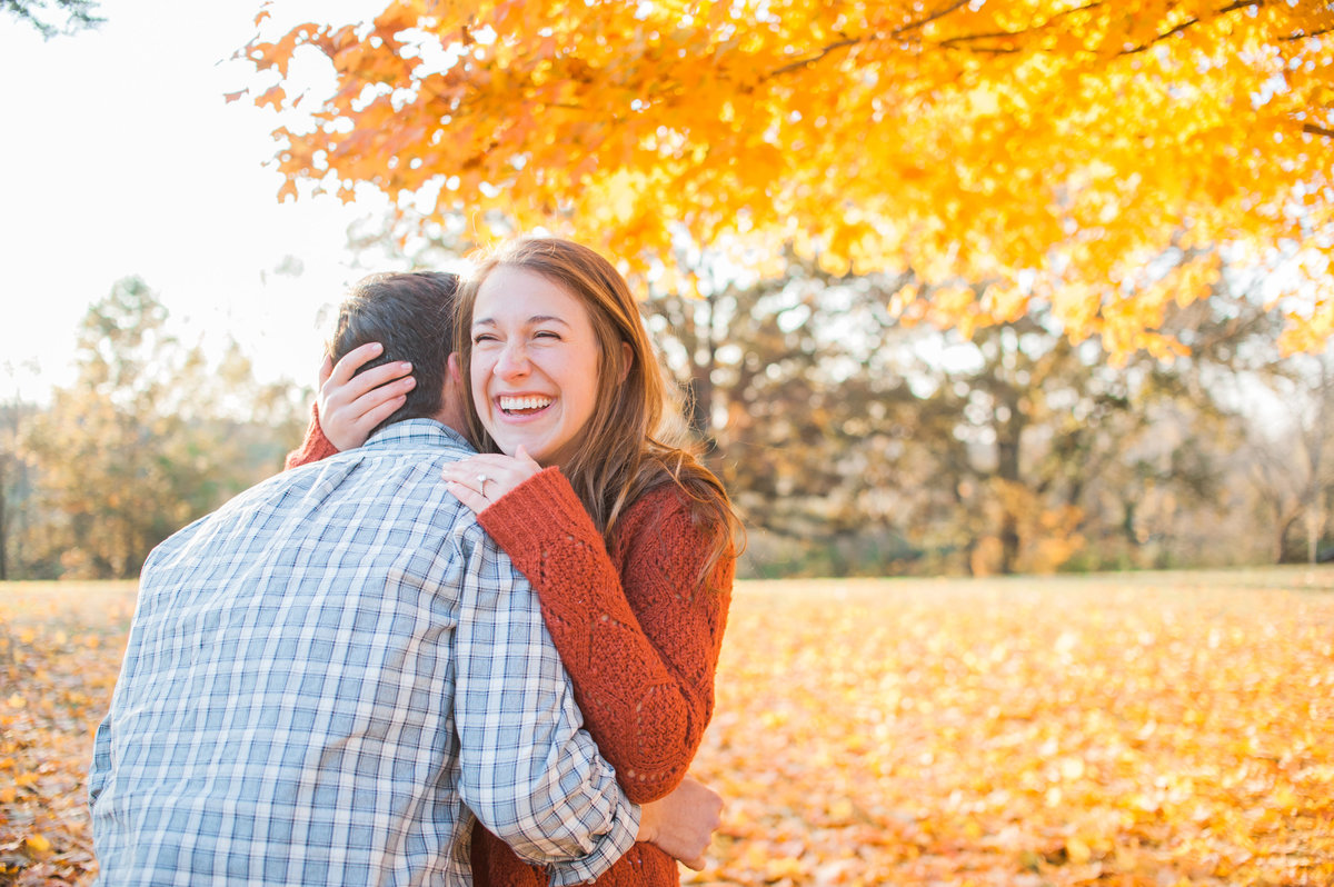 Nashville Fall Engagement Session 2
