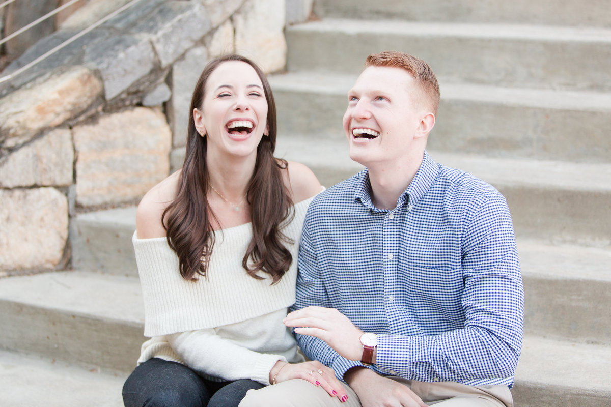 Greenville Engagement Photography | Jenny Williams Photography 9