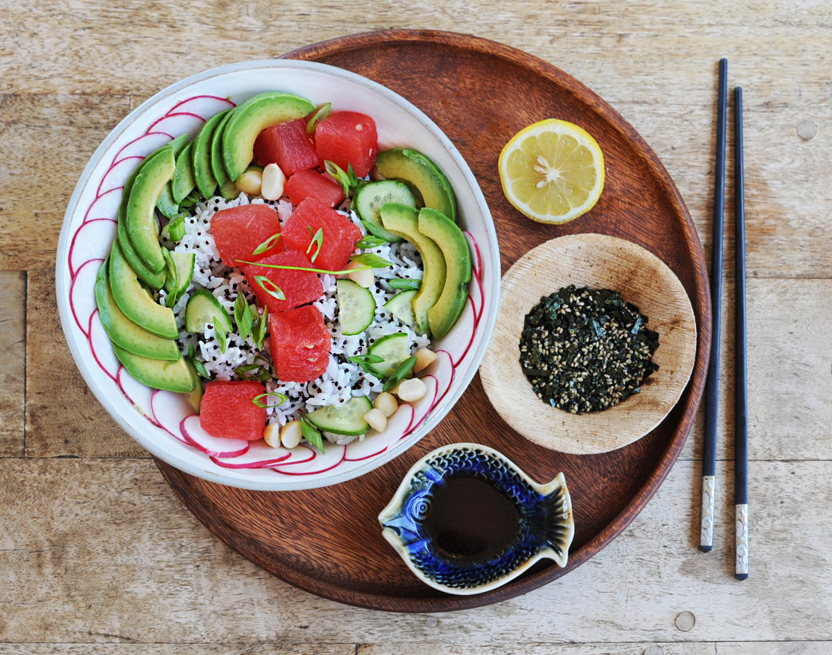 WatermelonPokeBowl