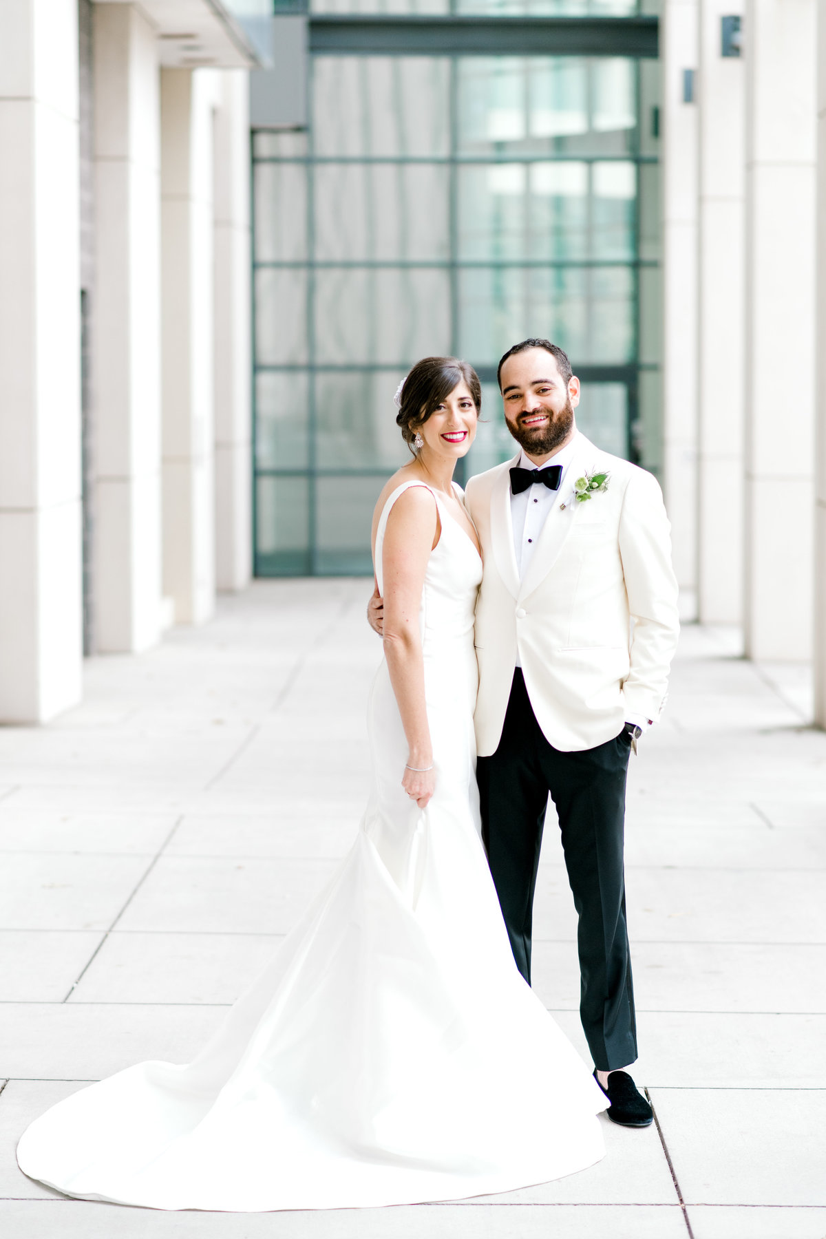 The Mint Museum Wedding | Katheryn Jeanne Photography