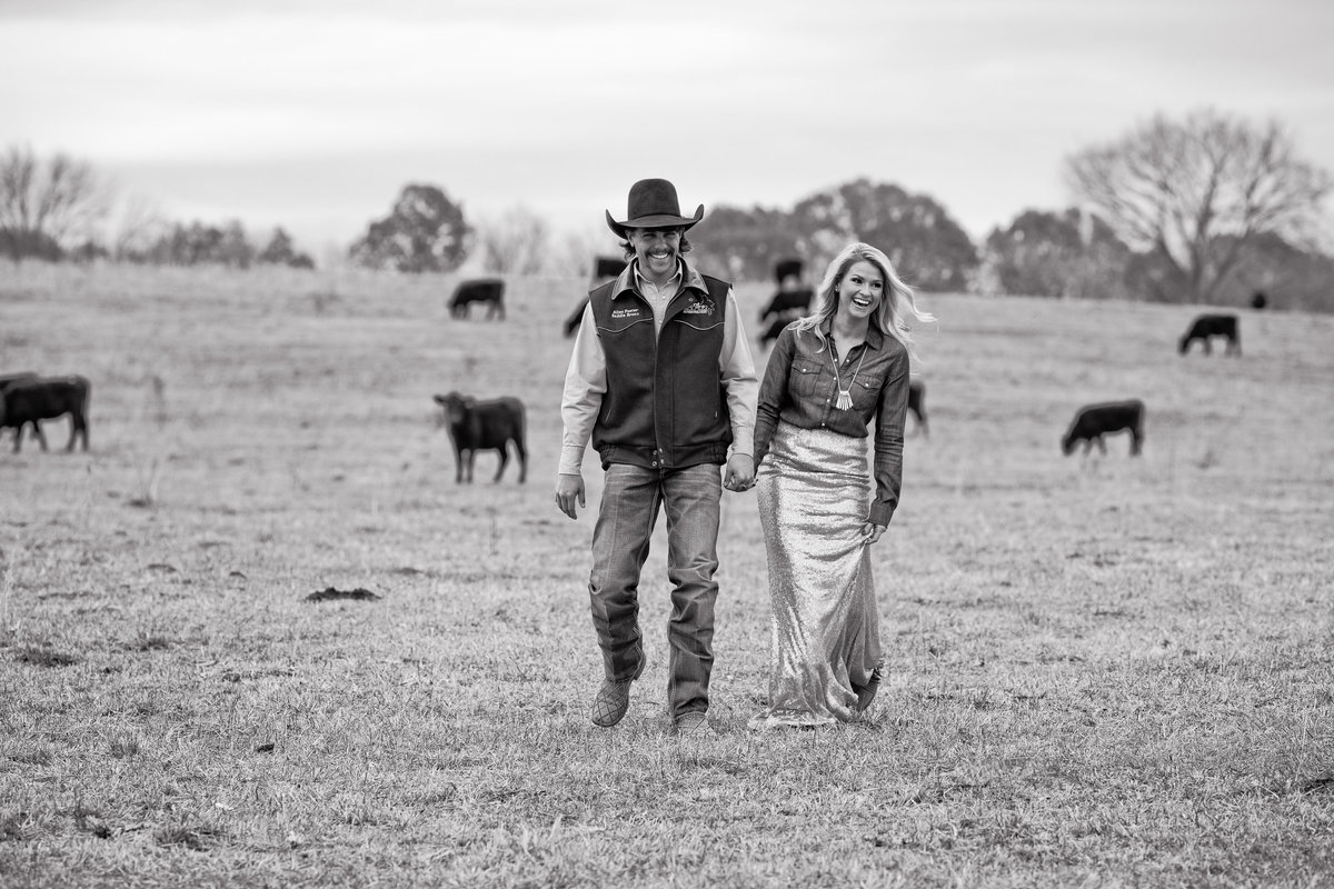 Cowboys Bride - Nashville Weddings - Nashville Wedding Photographer - Nashville Wedding Photographers - Engagement - Ranch Weddings - Ranch engagement Photos - Cowboys and Belles - Denim - Wedding Photographer009