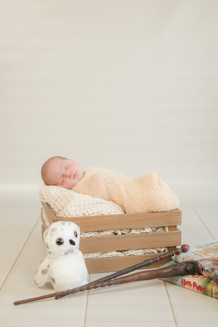 Harry Potter Newborn Photography Orange County-1