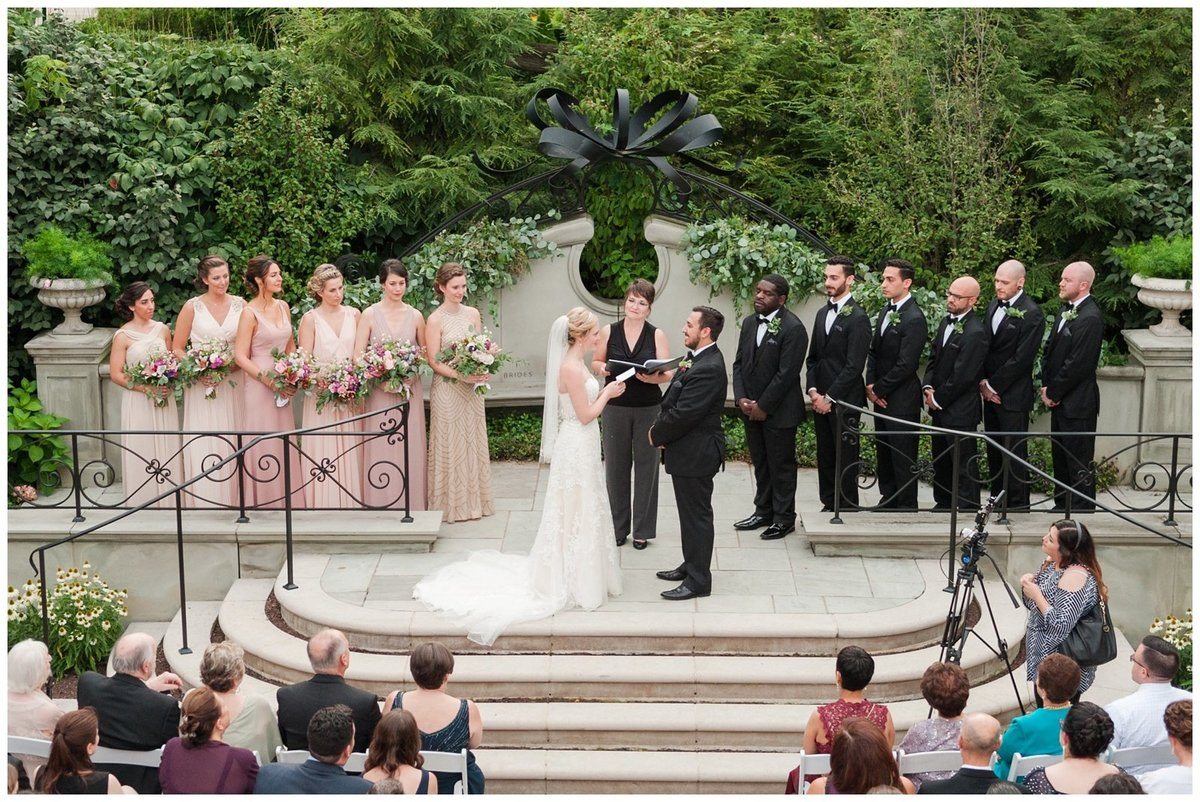Franklin Park Conservatory Wedding The Palm House Bridal Garden Grove_0082