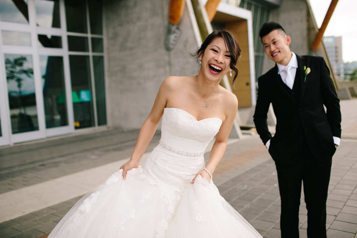 Richmond Oval Wedding Photos