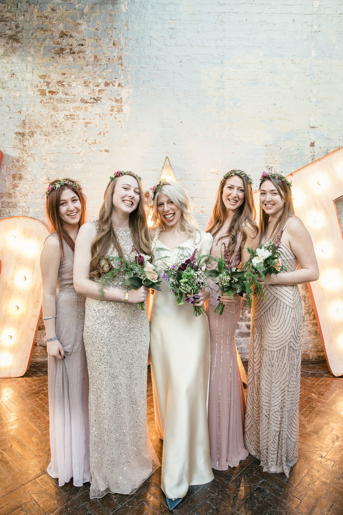 LONDON BRIDESMAIDS