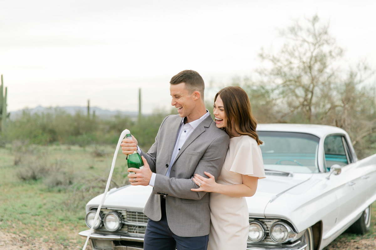 Karlie Colleen Photography - Arizona Engagement Photos- Chacey & Stefan-40