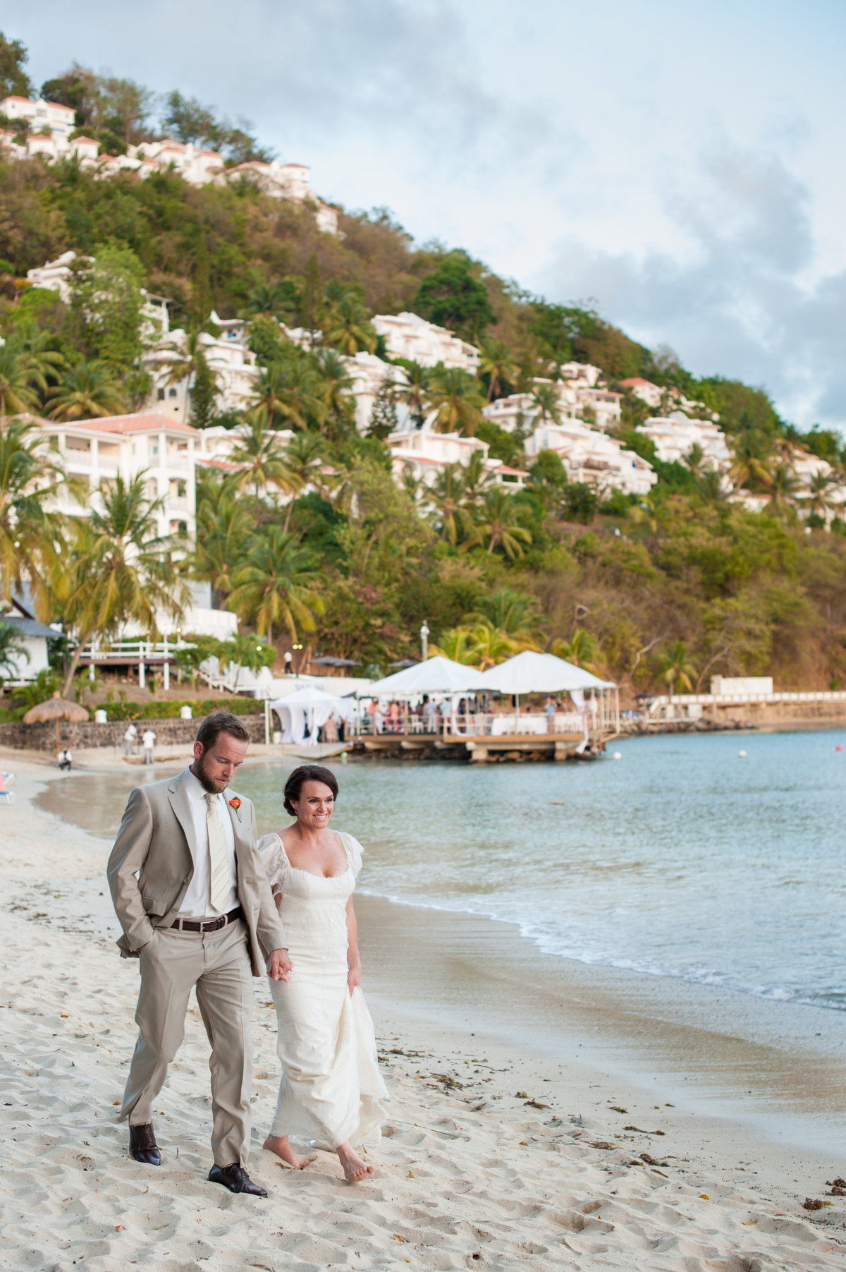 Destination Wedding Photography St. Lucia Windjammer Landing Wedding Photography014