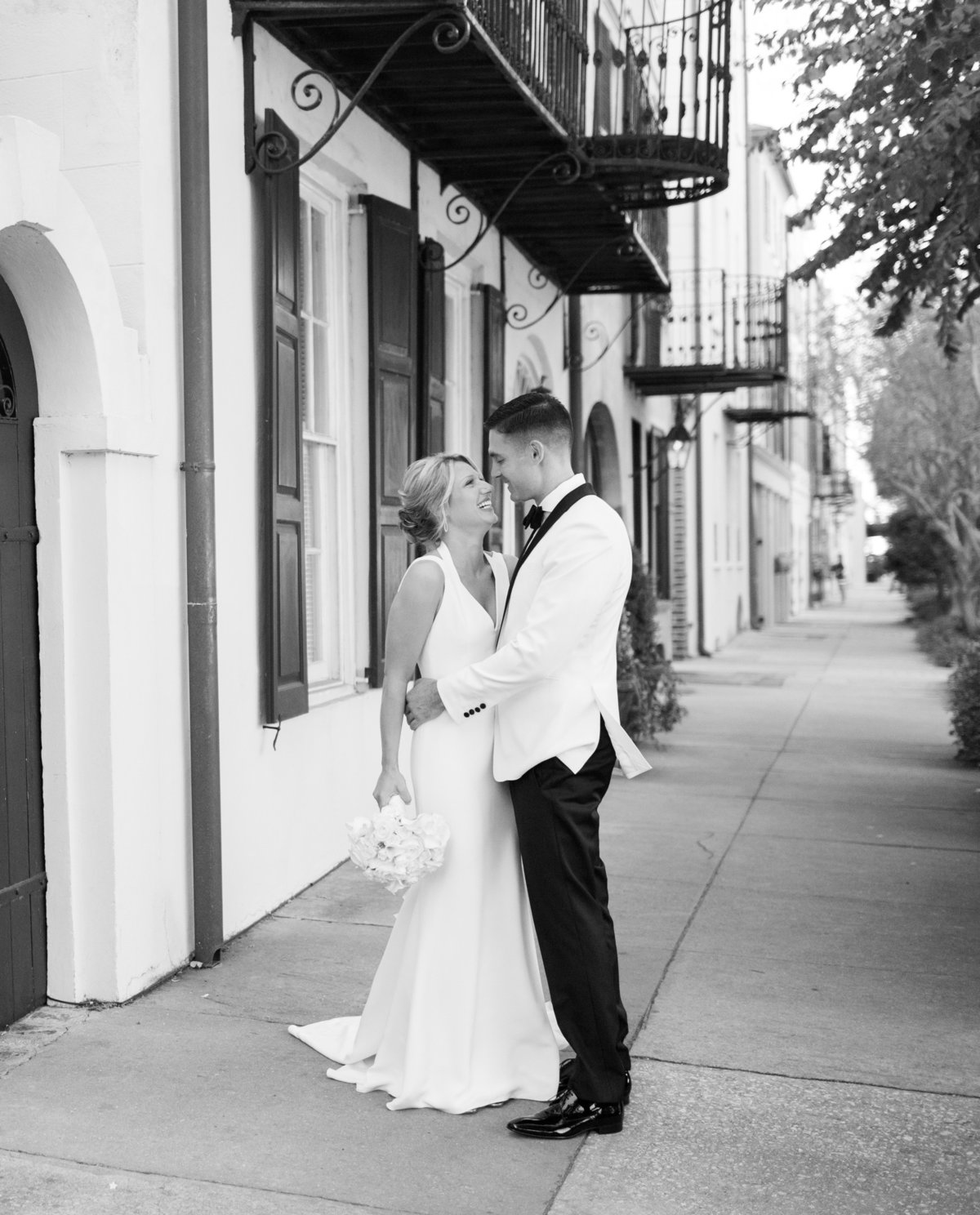 Bride and Groom Charleston SC Wedding Photography
