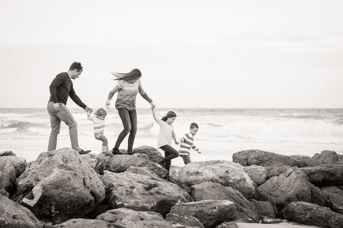 lifestyle family photography Palm Coast