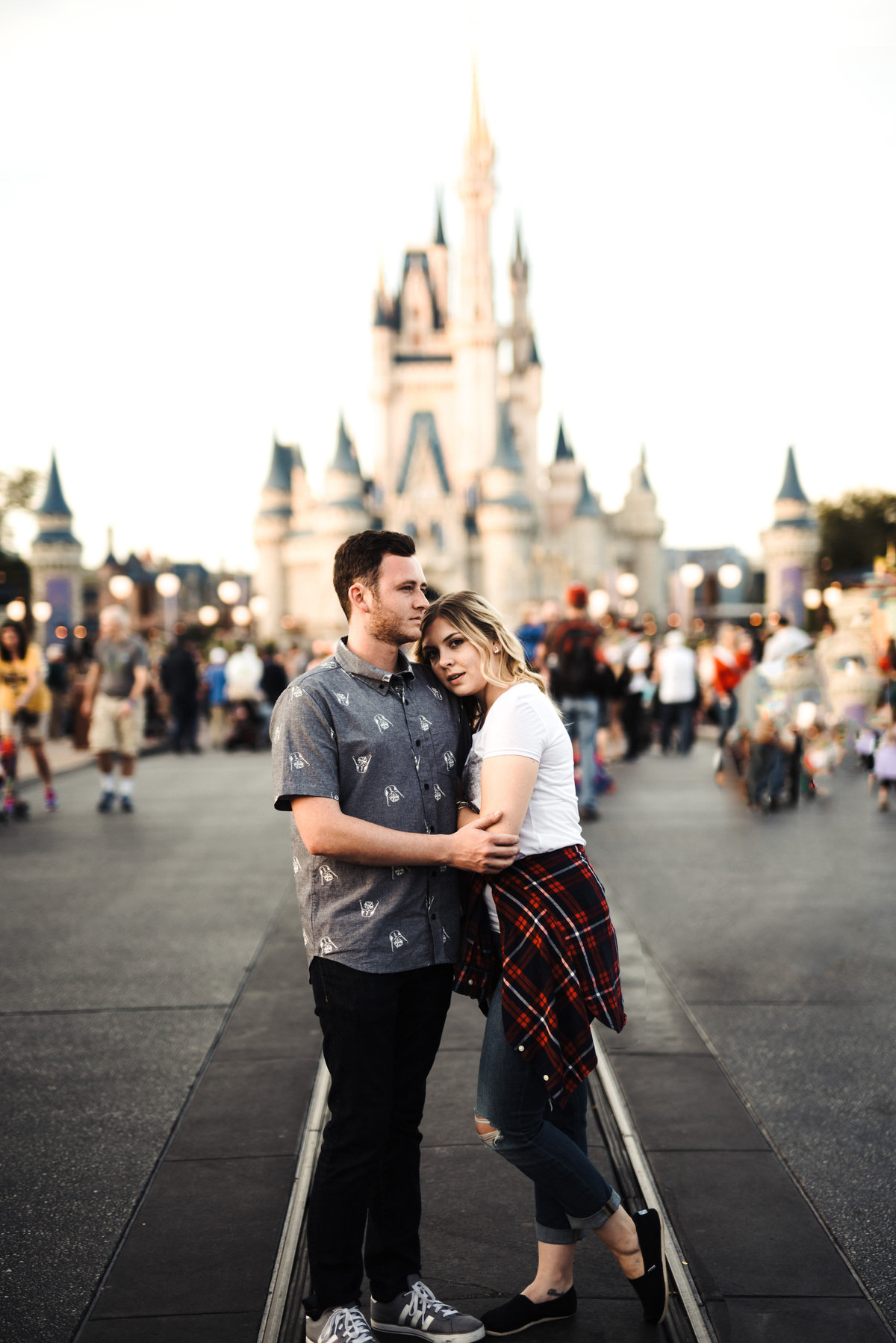 Ally & Brett's Disney Engagement Session (229 of 243)