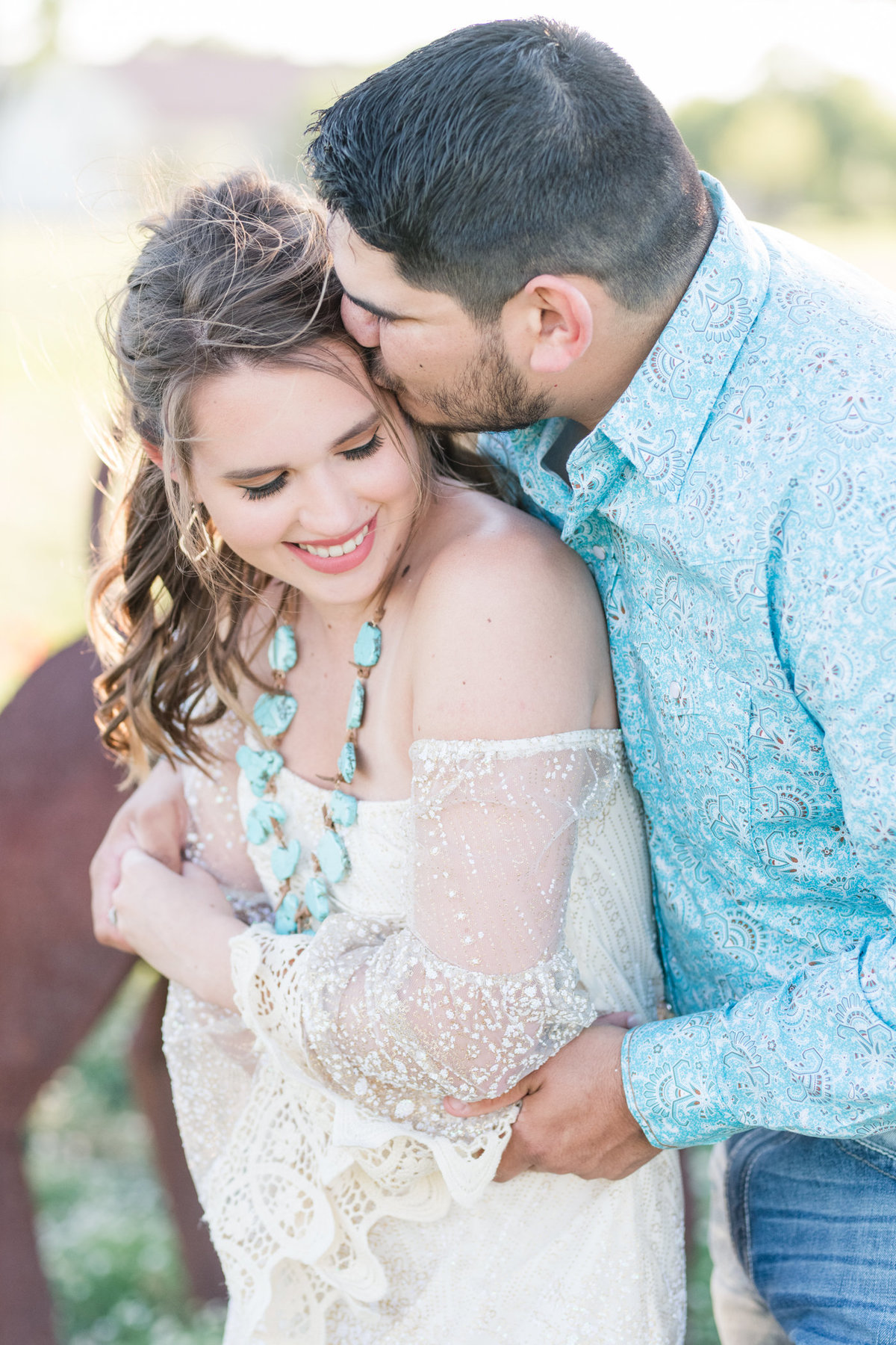 Kingsville Texas Engagement Photos