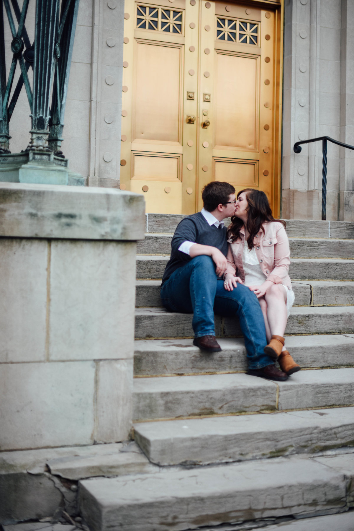 Ohio Engagement Photographer