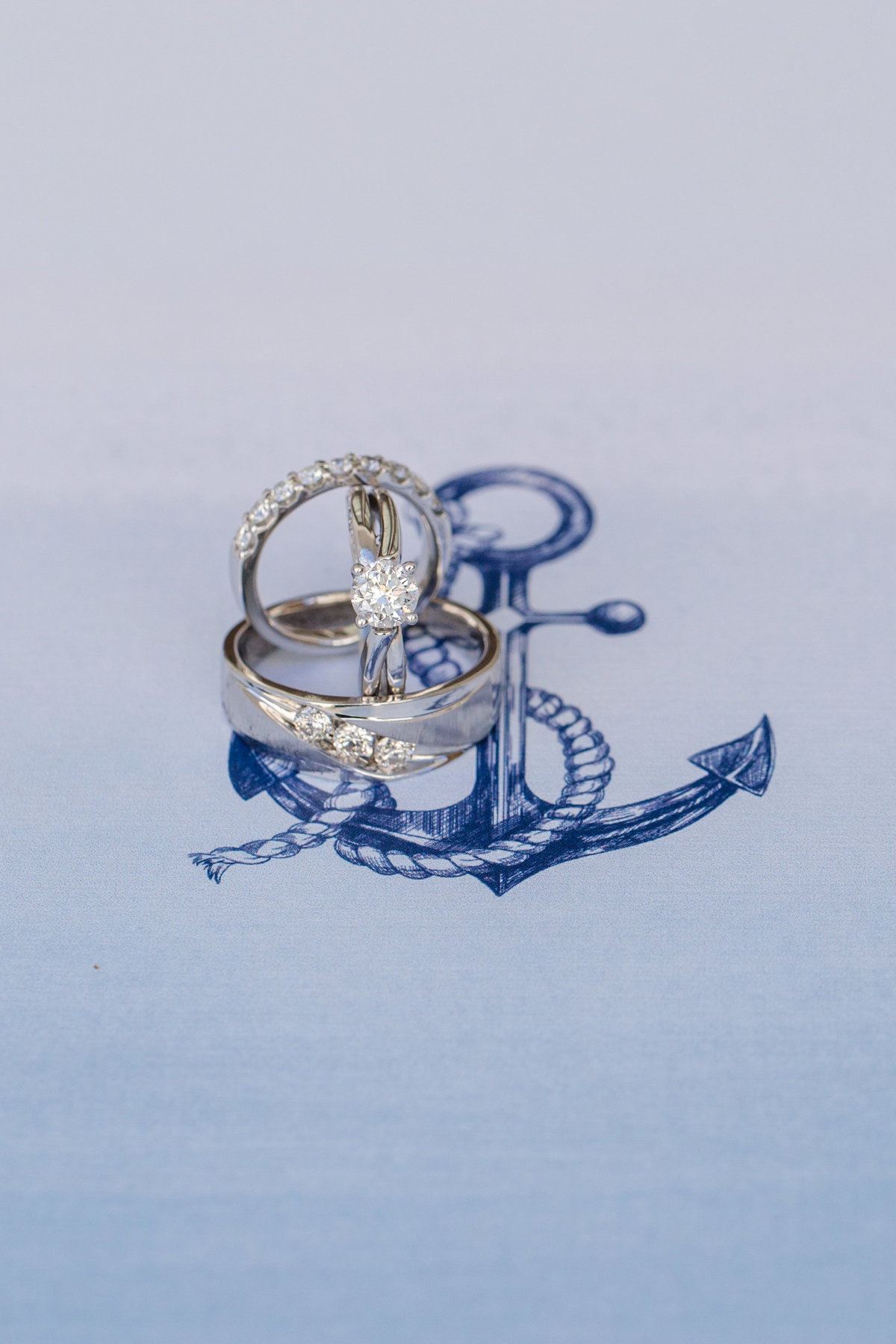 anchor details for wedding day