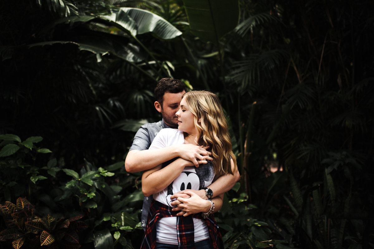 Ally & Brett's Disney Engagement Session (161 of 243)