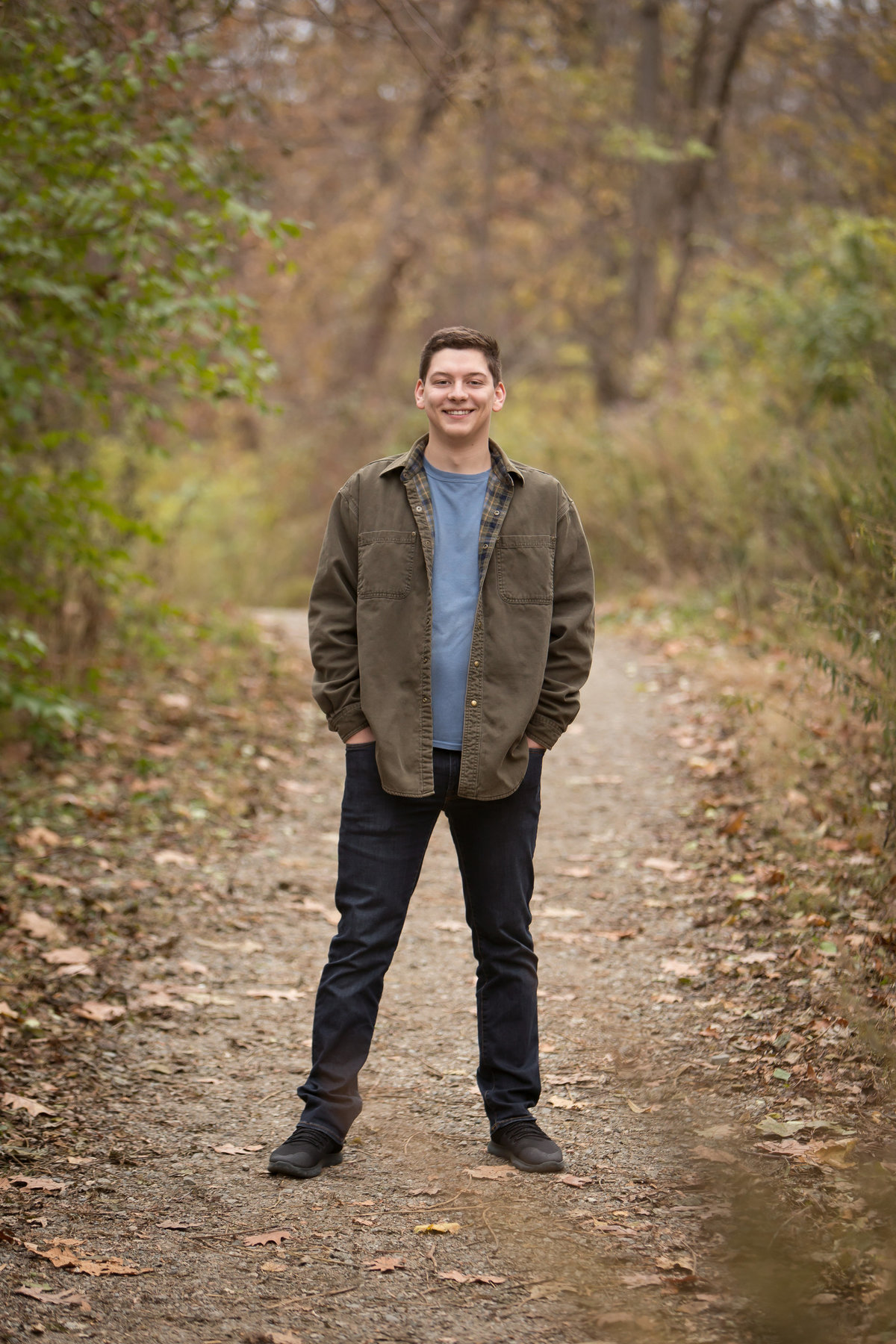 Hudson Valley NY Dutchess County high school senior photographer outdoor casual photos