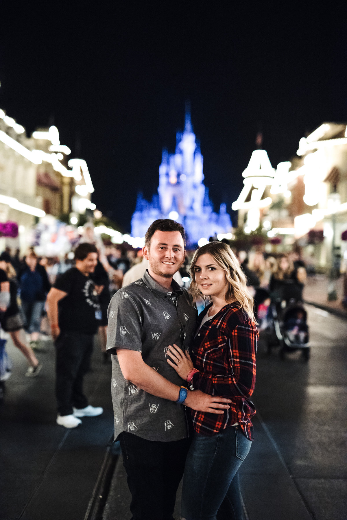 Ally & Brett's Disney Engagement Session (242 of 243)