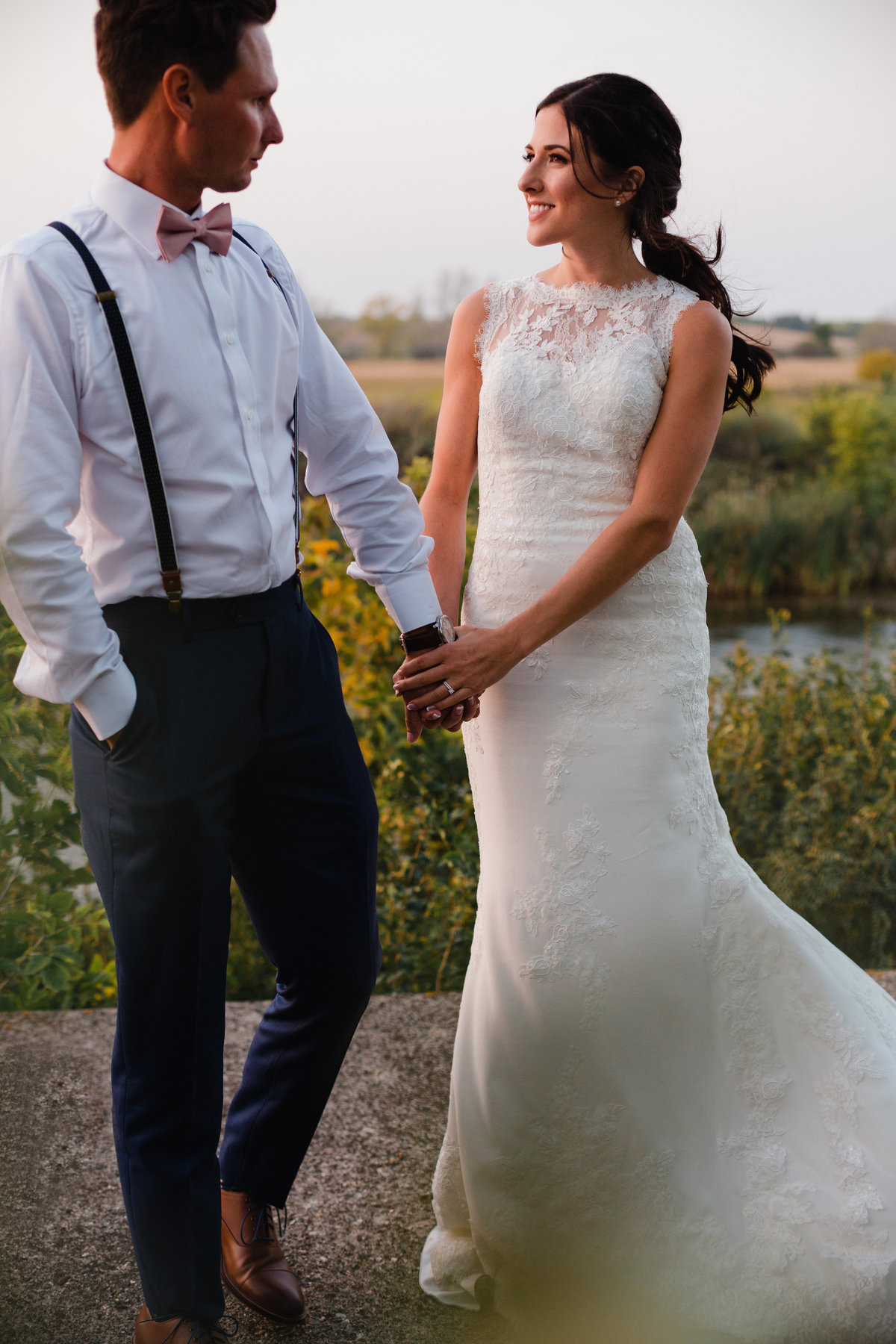 Wascana Country Club Wedding
