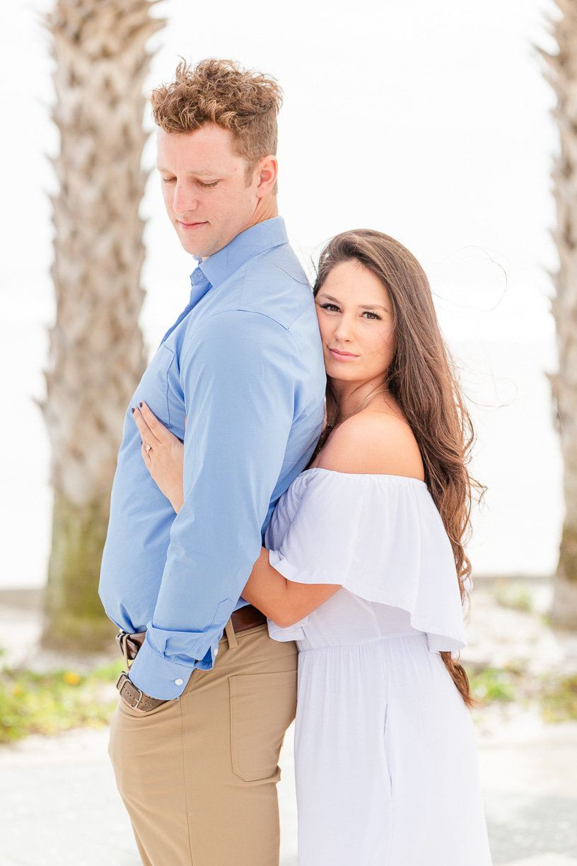 Gulf Shores engagement session | Toni Goodie Photography