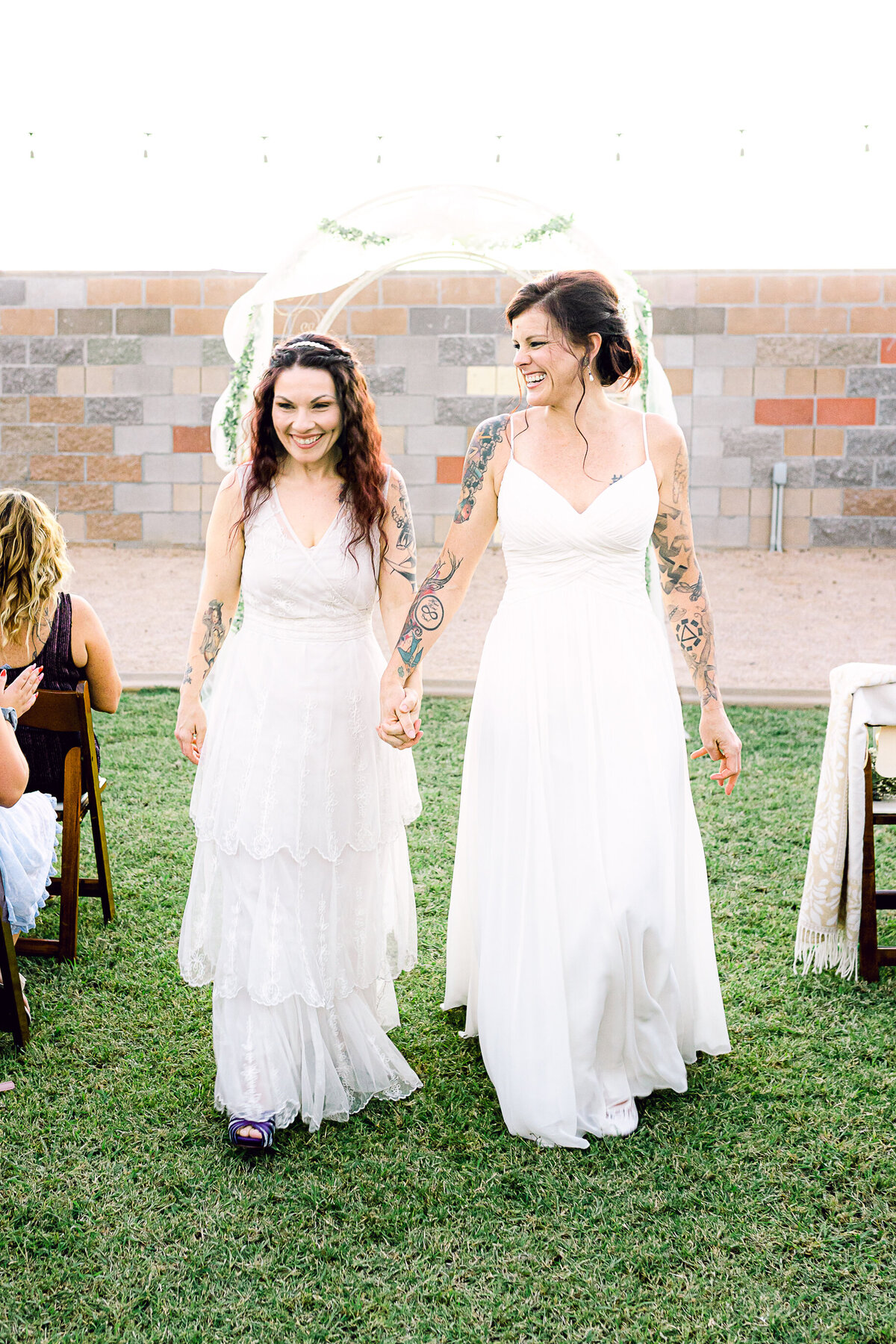Lesbian Wedding - Phoenix Wedding Photographer - Atlas Rose Photography AZ02