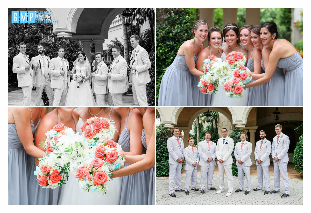 marco beach ocean resort wedding photographers
