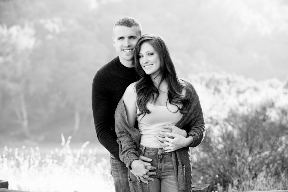 Engagement Photo Session at Foothills Park Palo Alto