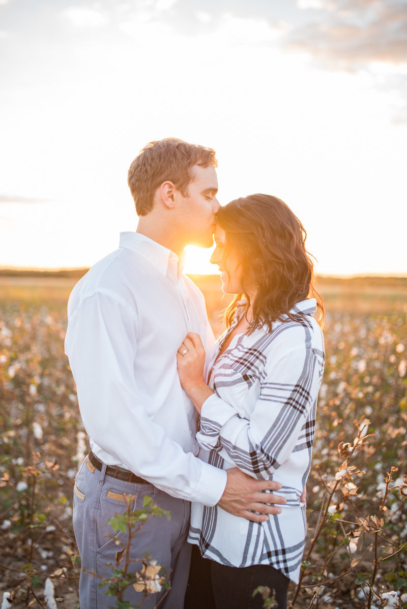 Sunset Engagement Session by Georgia Wedding Photographer Eliza Morrill-38