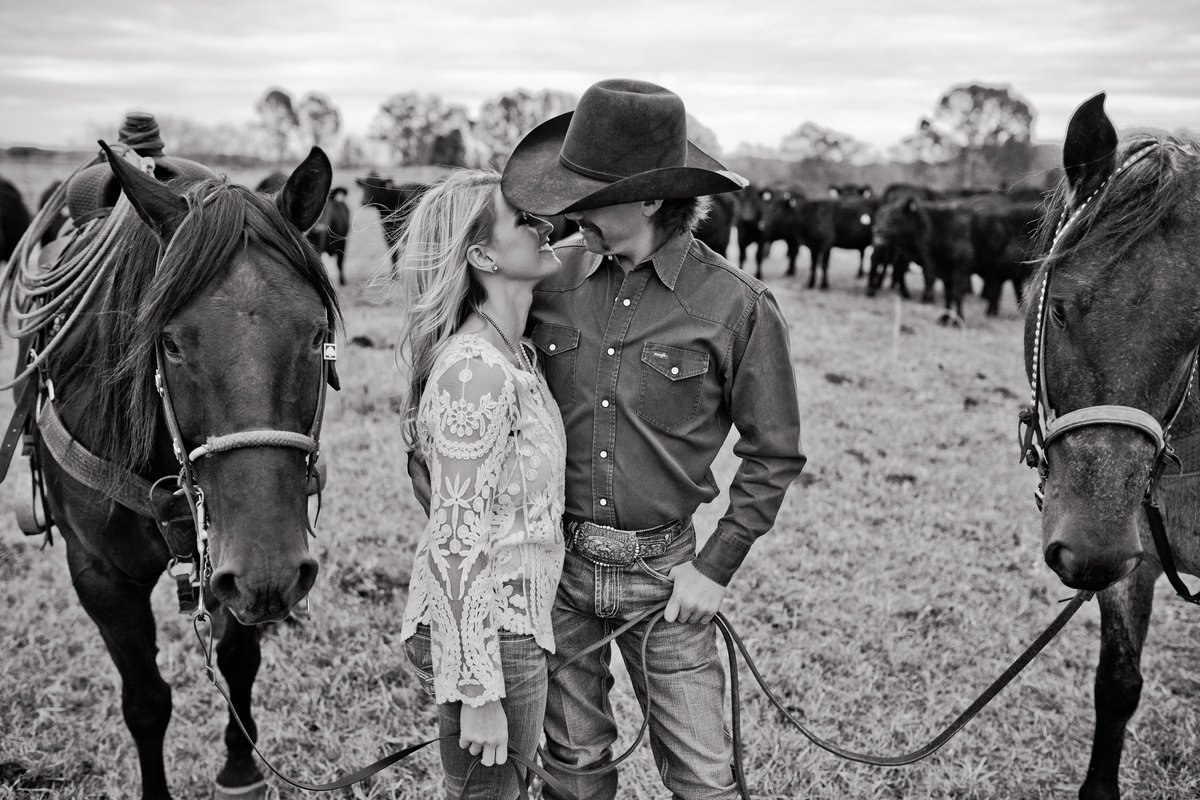 Cowboys Bride - Nashville Weddings - Nashville Wedding Photographer - Nashville Wedding Photographers - Engagement - Ranch Weddings - Ranch engagement Photos - Cowboys and Belles - Denim - Wedding Photographer018