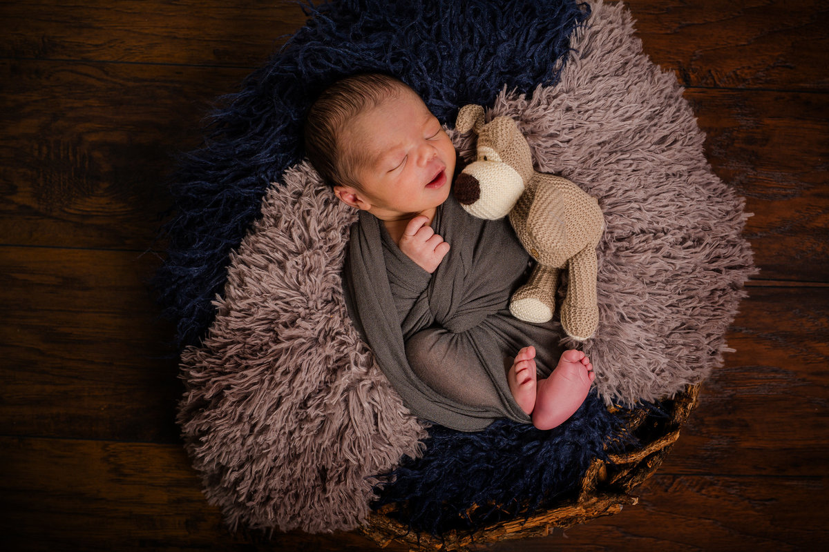 Newborn Photographers in Larkspur