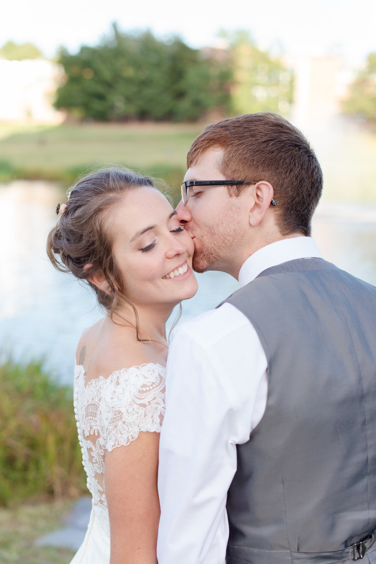 UMASS Amherst Wedding by Linda Barry Photography