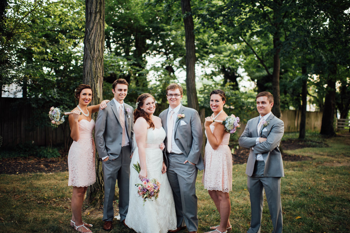 Centerville Wedding Photographer