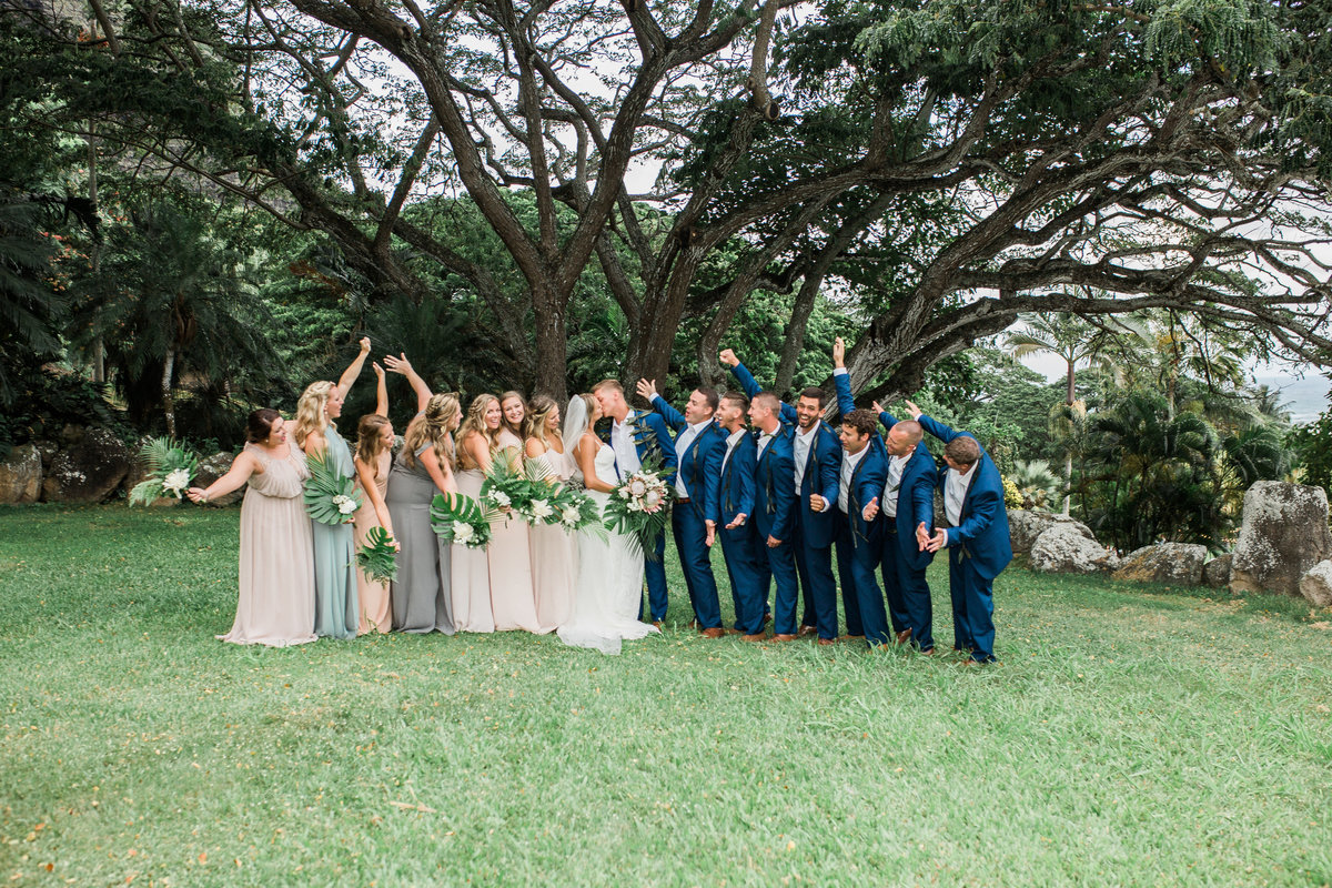 paliku gardens kualoa ranch wedding 6A0282
