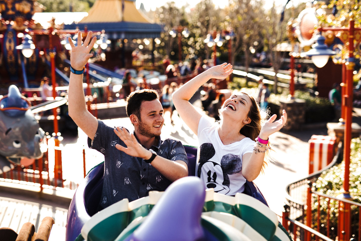 Ally & Brett's Disney Engagement Session (167 of 243)