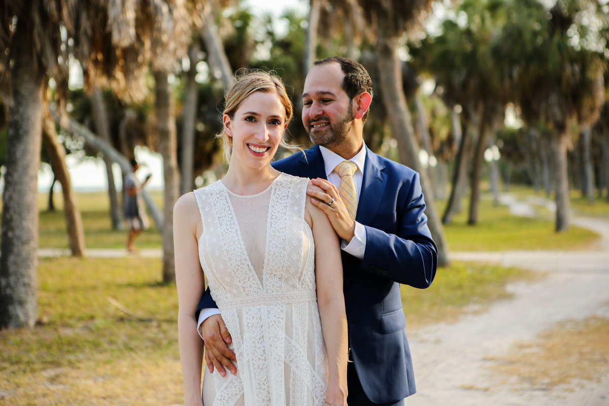 Saint Pete Wedding Photographer Fort De Soto