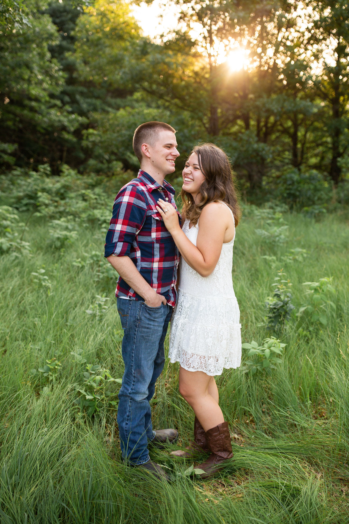 Lauren + Isaiah Engagement June 2018-10