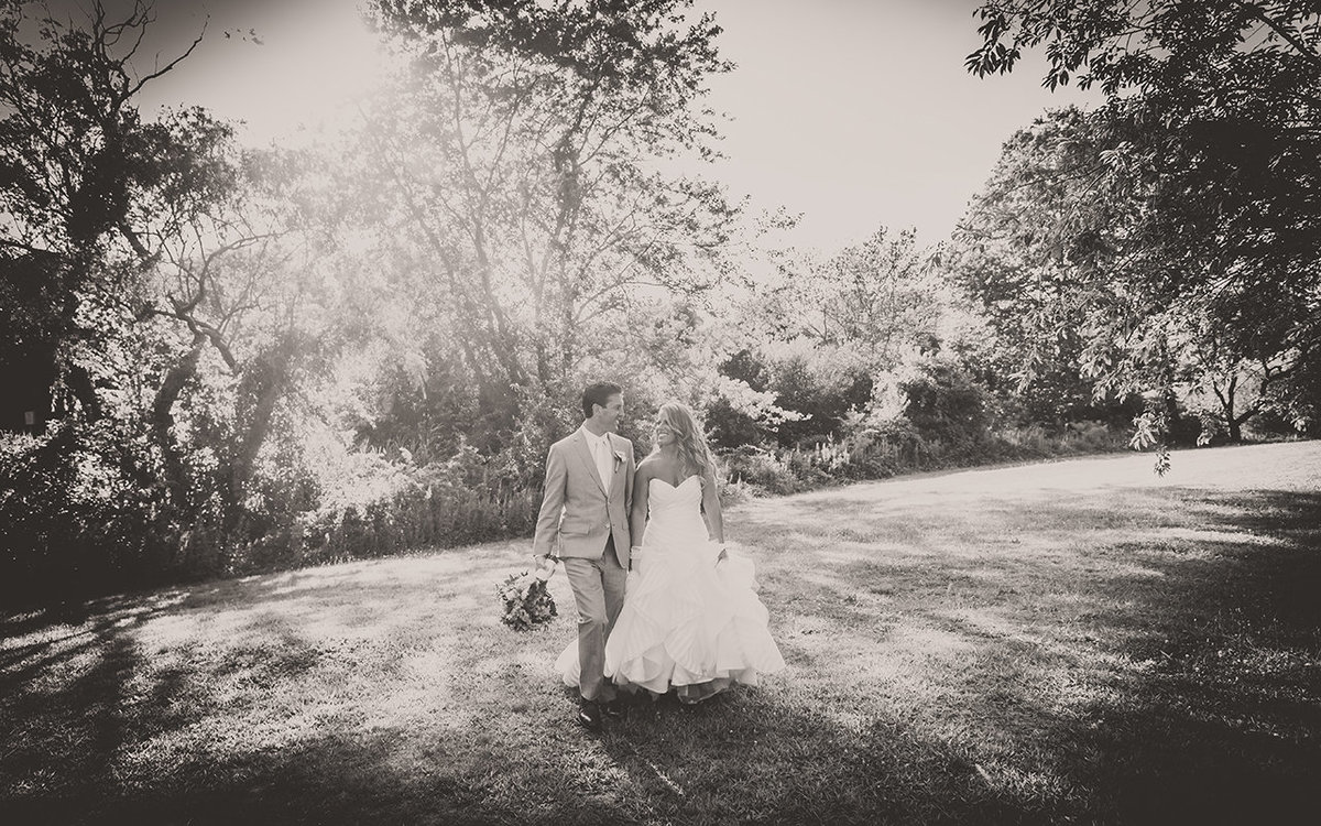 Wedding Portrait - Lands End, New York - Imagine Studios Photography - Wedding Photographer