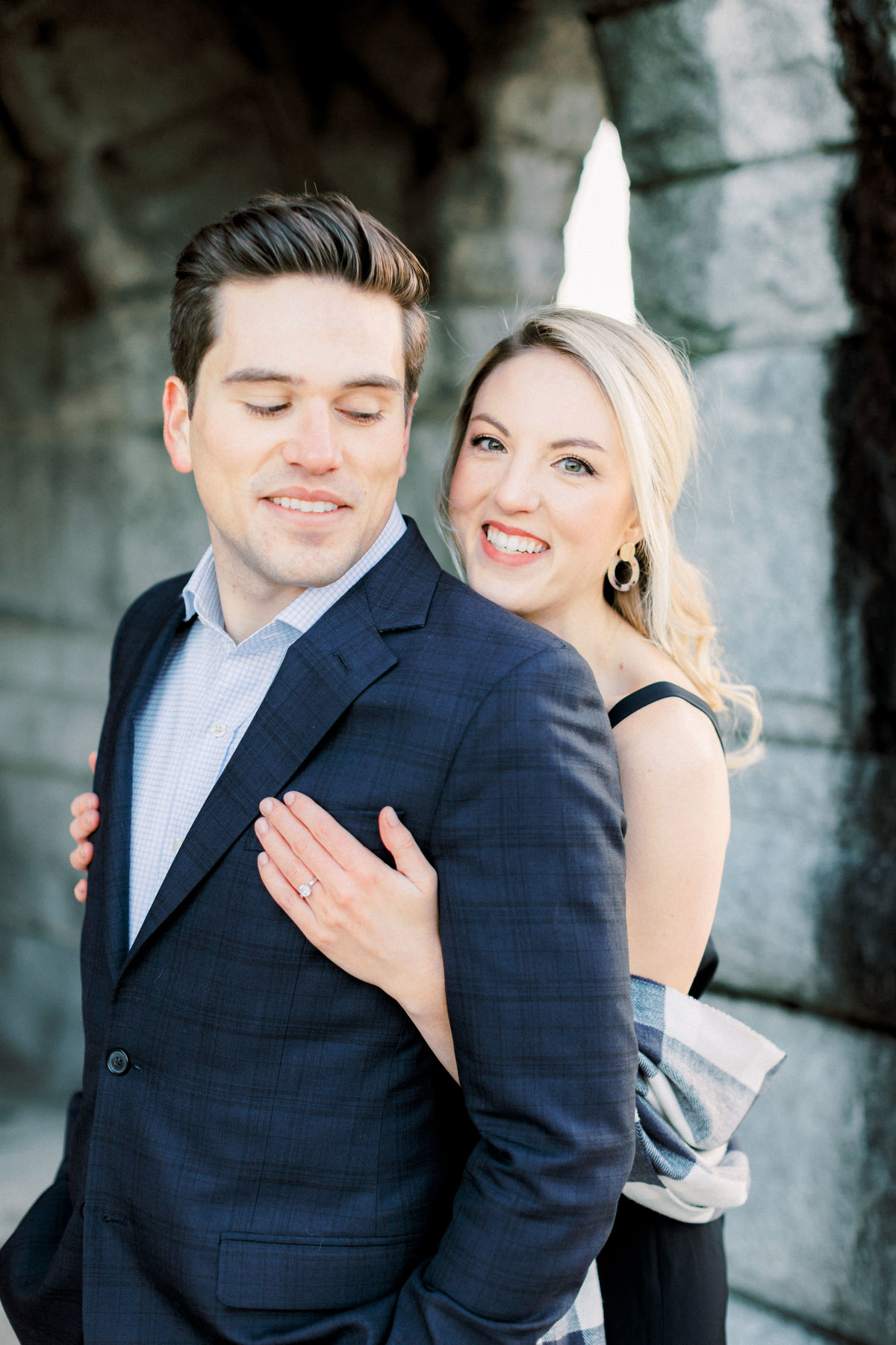 TiffaneyChildsPhotography-ChicagoWeddingPhotographer-AnneMarie+Connor-LincolnParkNatureBoardwalkEngagementSession-83
