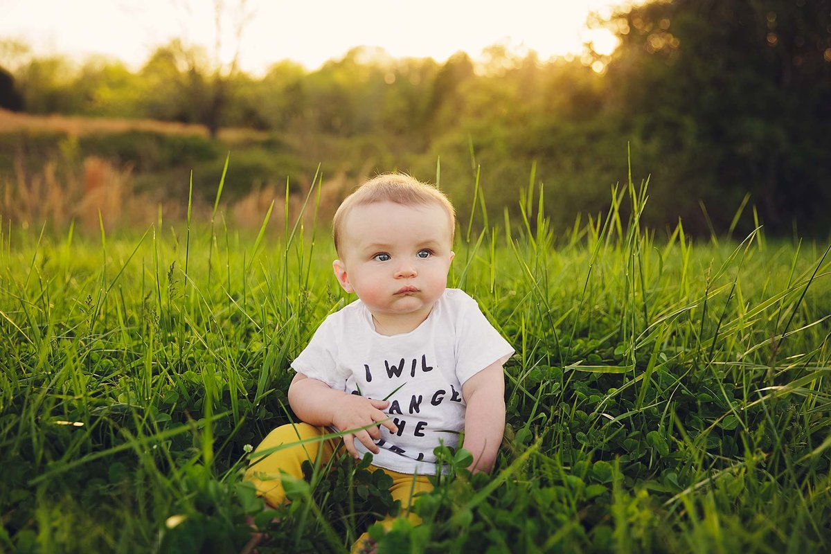 memphis baby photography by jen howell